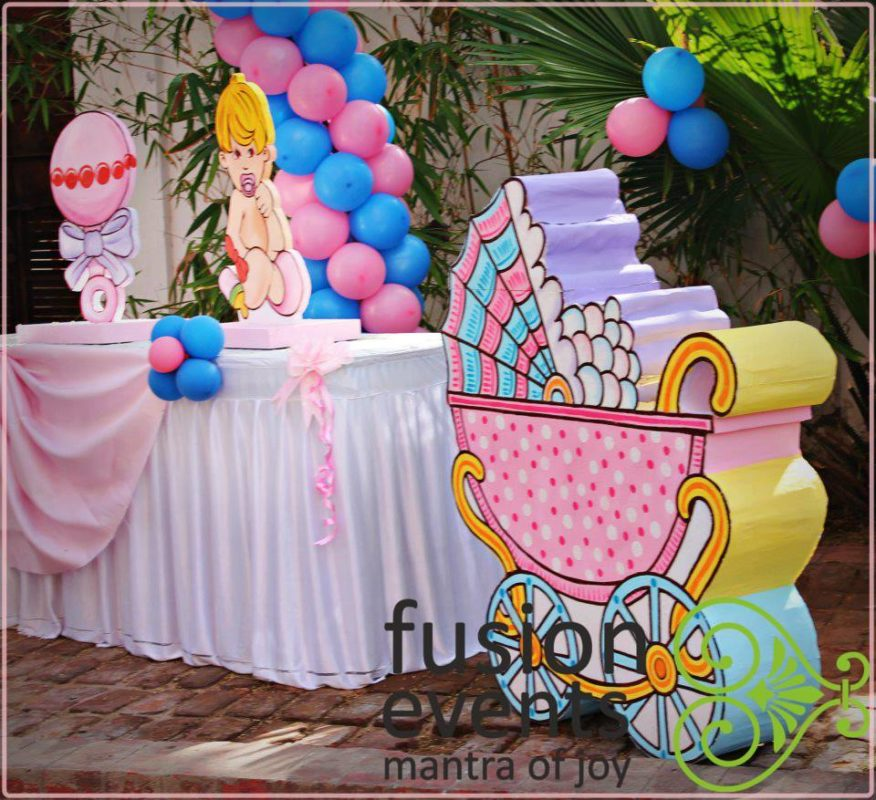 Baby Shower Fusion Event Event Organizer Management In Ahmedabad